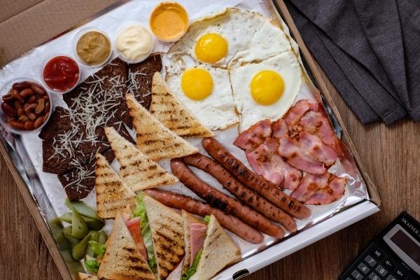 Ирландский завтрак